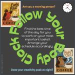 Improve Productivity – Follow Your Body Clock