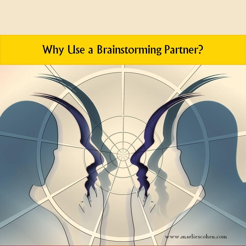 brainstorming partner