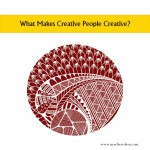 what makes creative people creative