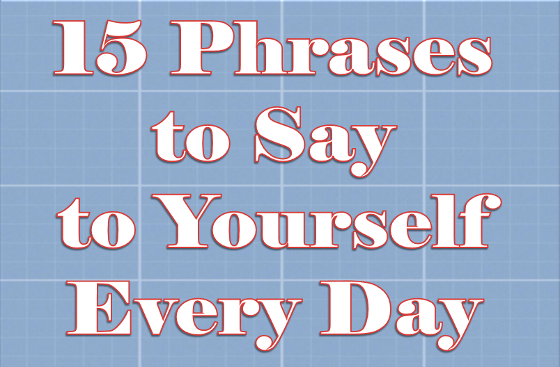 15 Daily Phrases