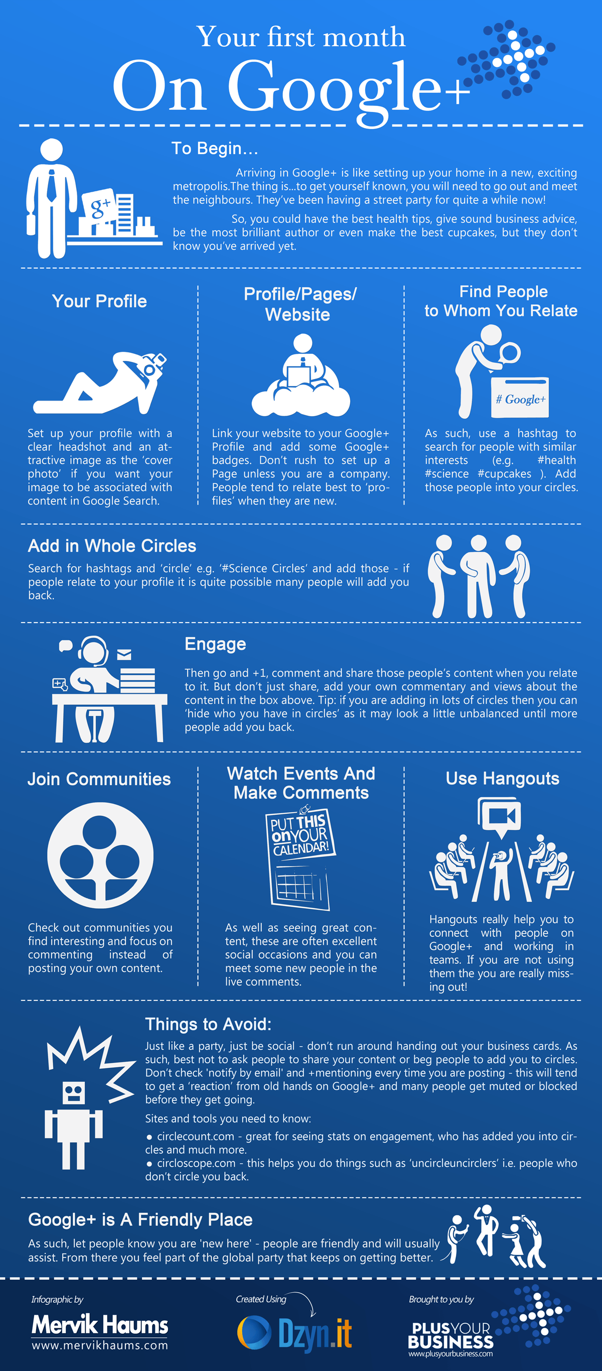 Beginners Guide to Google+