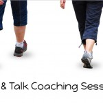 walk & talk coaching session
