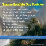 Turn A Horrible Day Positive Marlies Cohen