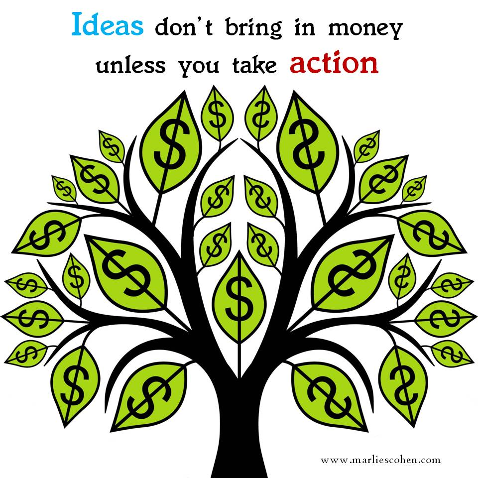 ideas need action