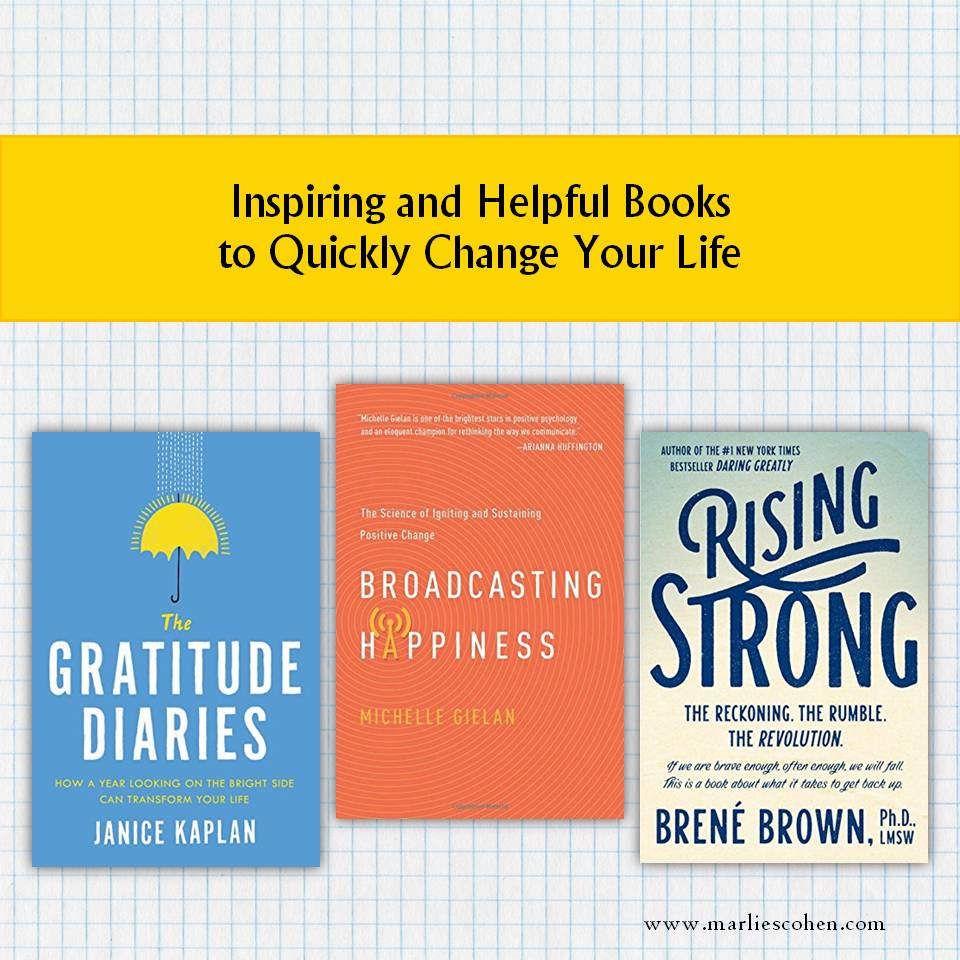 Inspiring and Helpful Books to Quickly Change Your Life