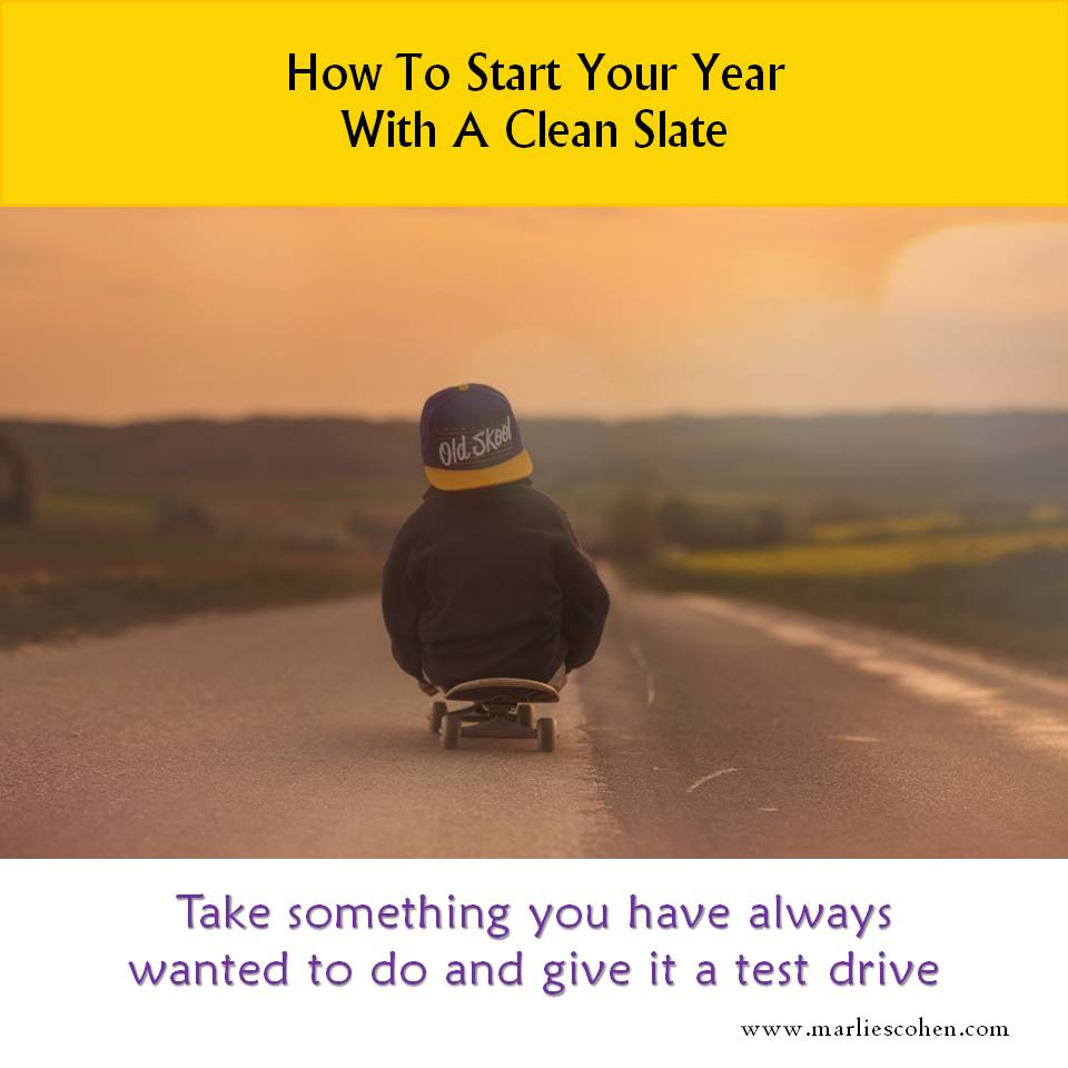 How To Start Your YearWith A Clean Slate