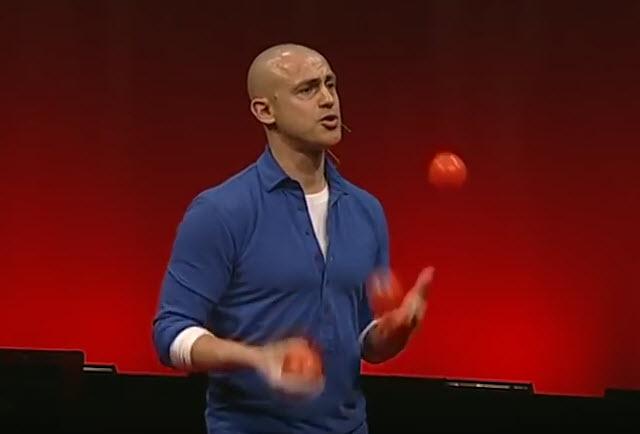 Andy Puddicombe TedXTalk