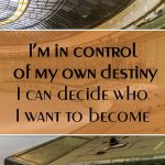 I am in control