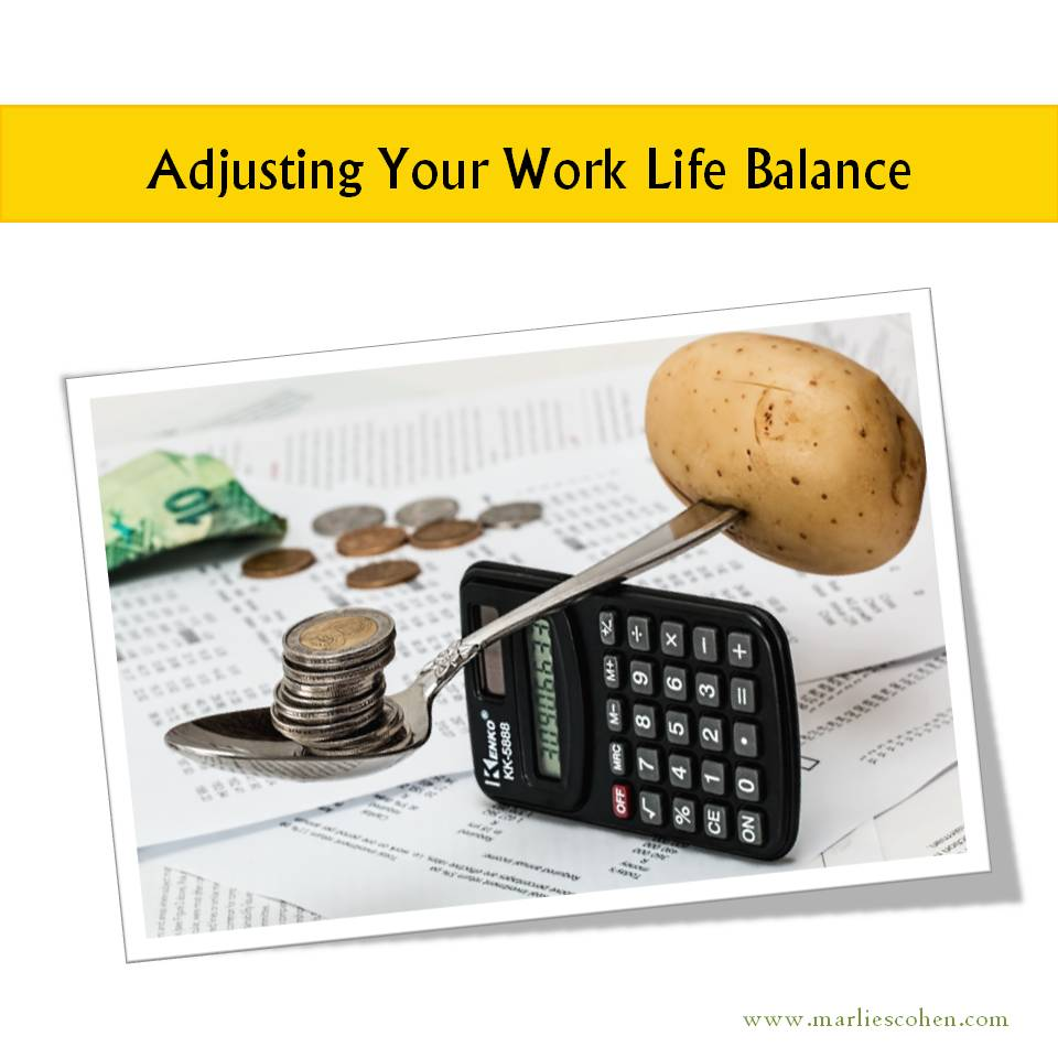 adjusting work life balance