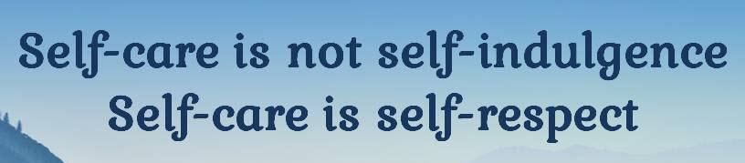 Self-Care PDF Download