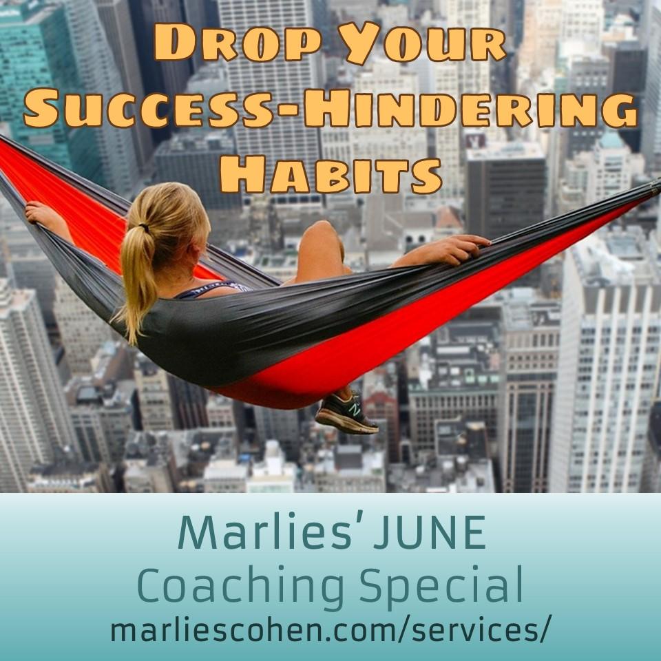june coaching special - habits