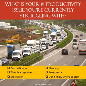 #1 productivity issue