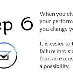 6 Steps to Change Your Life - Really?