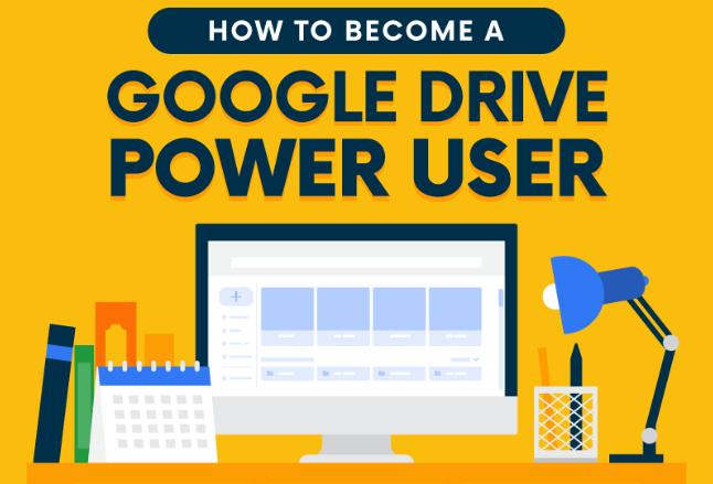 google drive power user