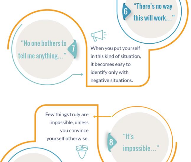 13 self-destructive habits