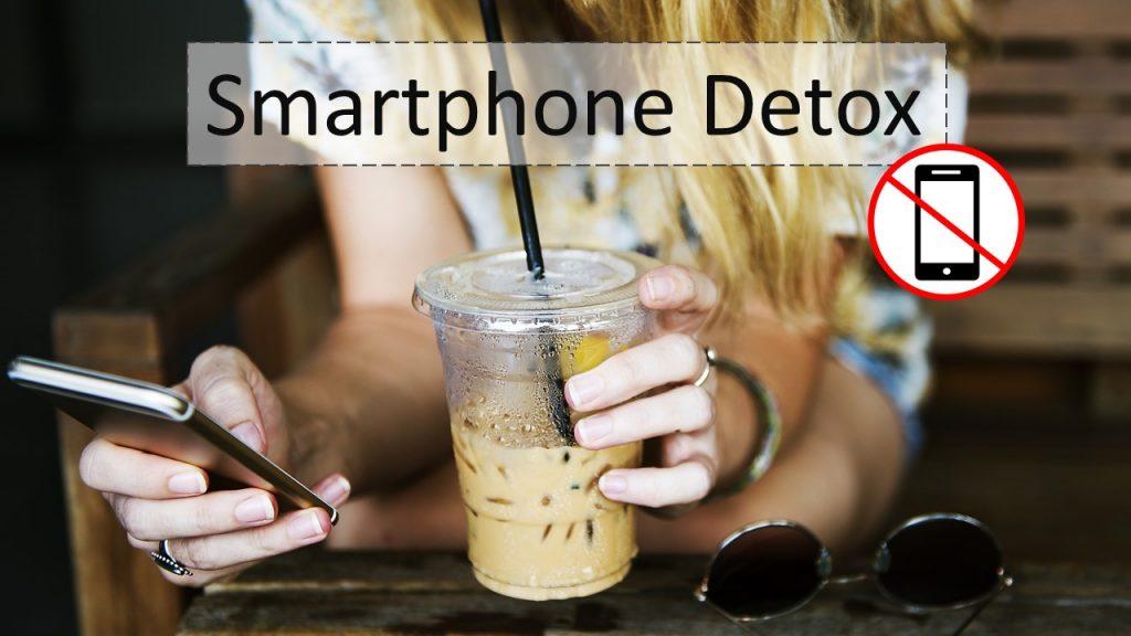 smartphone detox